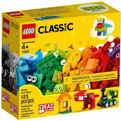 LEGO BRICKS AND IDEAS