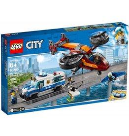 LEGO SKY POLICE DIAMOND HEIST*