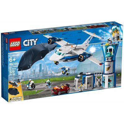 LEGO SKY POLICE AIR BASE