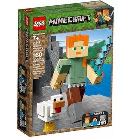 LEGO ALEX BIGFIG WITH CHICKEN