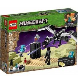 LEGO THE END BATTLE MINECRAFT