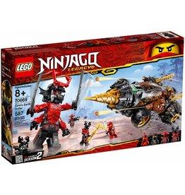 LEGO COLE'S EARTH DRILLER*