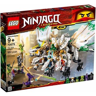 LEGO THE ULTRA DRAGON