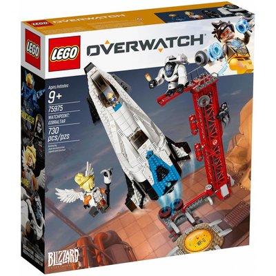 LEGO WATCHPOINT: GIBRALTAR OVERWATCH