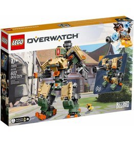 LEGO BASTION OVERWATCH