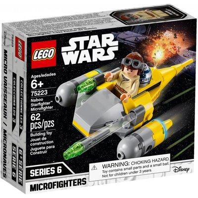 LEGO NABOO STARFIGHTER MICROFIGHTER*