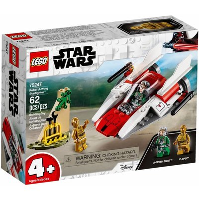 LEGO REBEL A-WING STARFIGHTER
