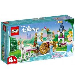 LEGO CINDERELLA'S CARRIAGE RIDE