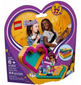 LEGO ANDREA'S HEART BOX