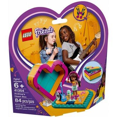 LEGO ANDREA'S HEART BOX*