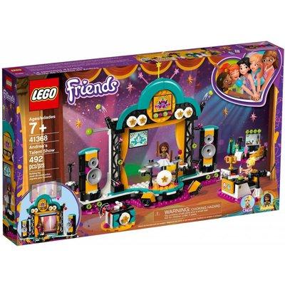LEGO ANDREA'S TALENT SHOW*