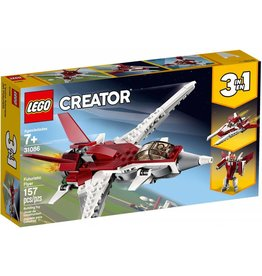 LEGO FUTURISTIC FLYER