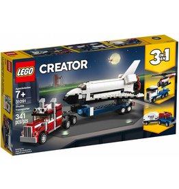 LEGO SHUTTLE TRANSPORTER CREATOR
