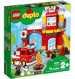 LEGO FIRE STATION DUPLO