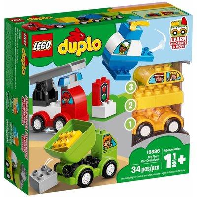 LEGO MY FIRST CAR CREATIONS DUPLO