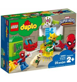 LEGO SPIDER MAN VS ELECTRO DUPLO*