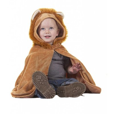 GREAT PRETENDERS TODDLER LION CAPE