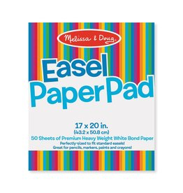 MELISSA AND DOUG EASEL PAPER PAD