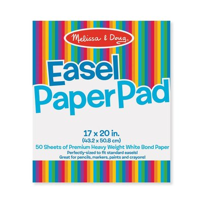 MELISSA AND DOUG EASEL PAPER PAD