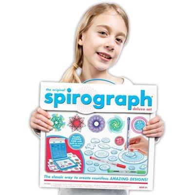 SPIROGRAPH ORIGINAL SPIROGRAPH DELUXE SET