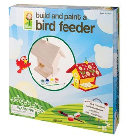 TOYSMITH BUILD AND PAINT A BIRDFEEDER