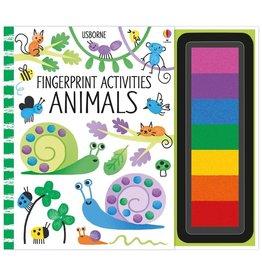EDC PUBLISHING FINGERPRINT ACTIVITIES ANIMALS