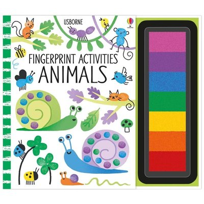 EDC PUBLISHING FINGERPRINT ACTIVITIES ANIMALS