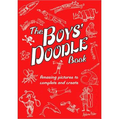 RUNNING PRESS KIDS BOYS' DOODLE BOOK