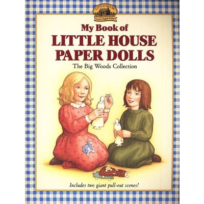 HARPERCOLLINS PUBLISHING LITTLE HOUSE PAPER DOLLS