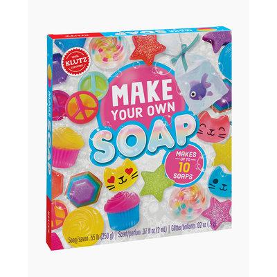 KLUTZ MAKE YOUR OWN SOAP KLUTZ