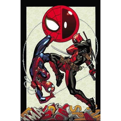 MARVEL SPIDER-MAN & DEADPOOL: ISN'T IT BROMANTIC