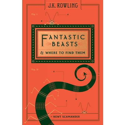 SCHOLASTIC FANTASTIC BEASTS & WHERE TO FIND THEM