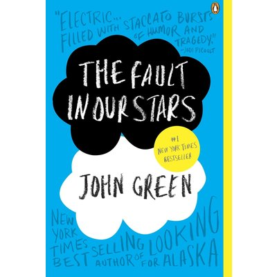 PENGUIN THE FAULT IN OUR STARS PB GREEN