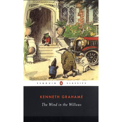 PENGUIN WIND IN THE WILLOWS PB GRAHAME