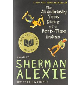 HACHETTE BOOK GROUP ABSOLUTELY TRUE DIARY OF A PART TIME INDIAN PB ALEXIE