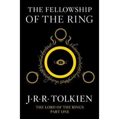 HOUGHTON MIFFLIN THE FELLOWSHIP OF THE RING