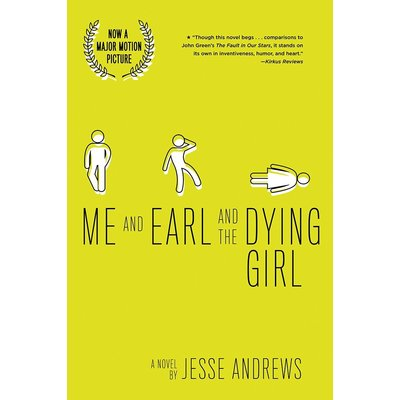 ABRAMS BOOKS ME AND EARL AND THE DYING GIRL PB ANDREWS