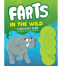 CHRONICLE PUBLISHING FARTS IN THE WILD A SPOTTERS GUIDE