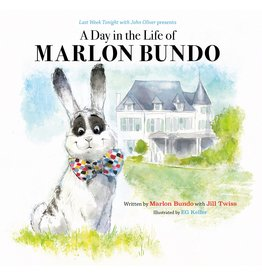CHRONICLE PUBLISHING A DAY IN THE LIFE OF MARLON BUNDO HB TWISS