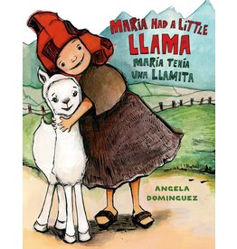 HENRY HOLT MARIA HAD A LITTLE LLAMA HB DOMINGUEZ