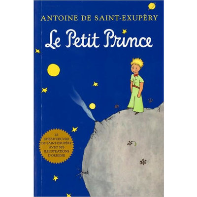 HOUGHTON MIFFLIN THE LITTLE PRINCE (FRENCH) PB DE SAINT-EXUPERY