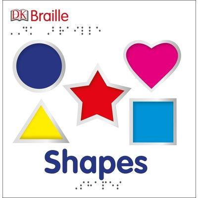DK PUBLISHING SHAPES BB DK BRAILLE
