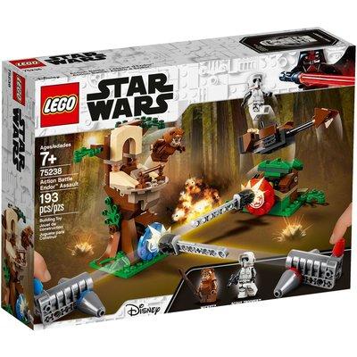 LEGO ACTION BATTLE ENDOR ASSAULT*