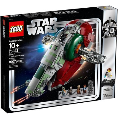 LEGO SLAVE I 20TH ANNIVERSARY EDITION