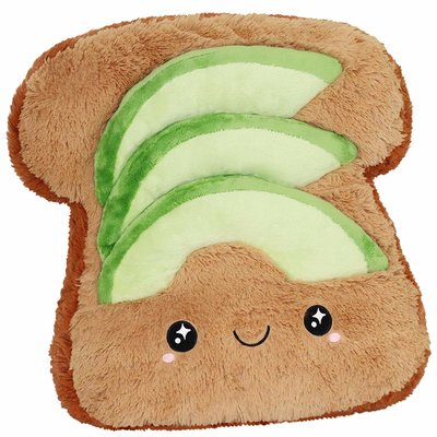 SQUISHABLE AVOCADO TOAST SQUISHABLE