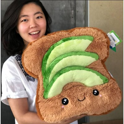 SQUISHABLE AVOCADO TOAST SQUISHABLE*