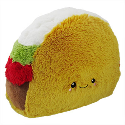 SQUISHABLE TACO SQUISHABLE
