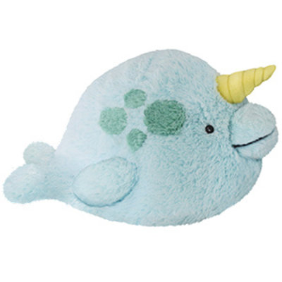 SQUISHABLE NARWHAL SQUISHABLE*