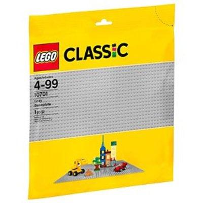 LEGO GRAY BASEPLATE LEGO