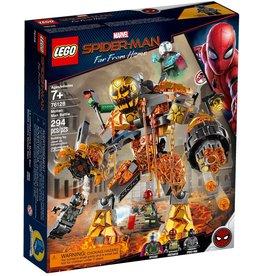 LEGO MOLTEN MAN BATTLE